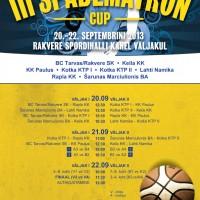III Spadematron Cup