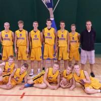 BC Tarvas/Rakvere SK meeskond Tallinn Open Cupil
