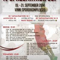 IV Spadematron Cup plakat